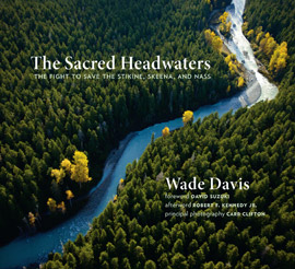 Sacred Headwaters Book Cover